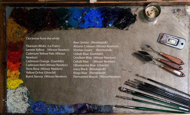 my classroom oil painting supply list westerberg fine art